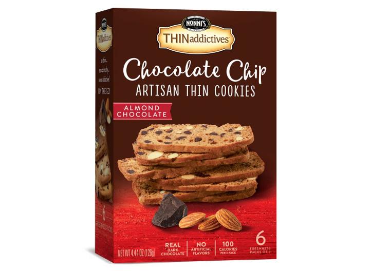 Nonni almond chocolate cookies