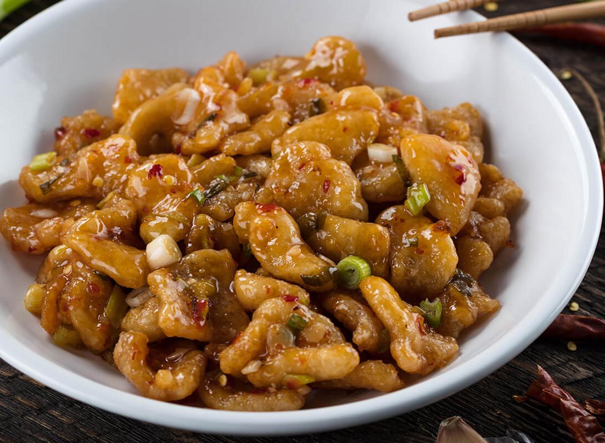 pf changs gluten free spicy chicken