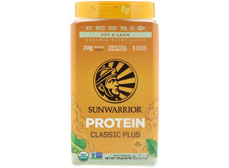 Sunwarrior plant based protein