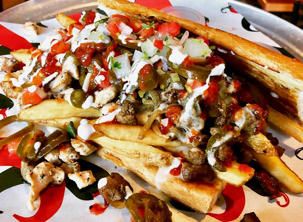 The blaxican food truck