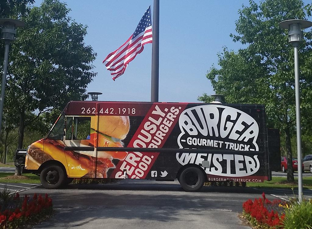 Truckmeister food truck