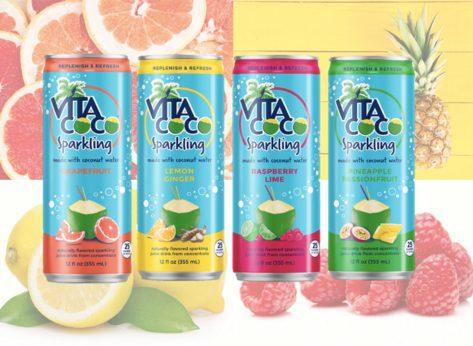 Vita coco sparkling waters