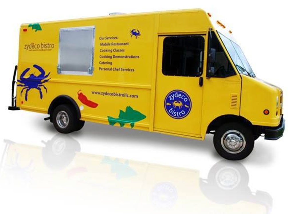 Zydeco bistro food truck