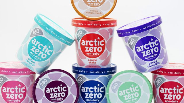Arctic zero nondairy ice cream
