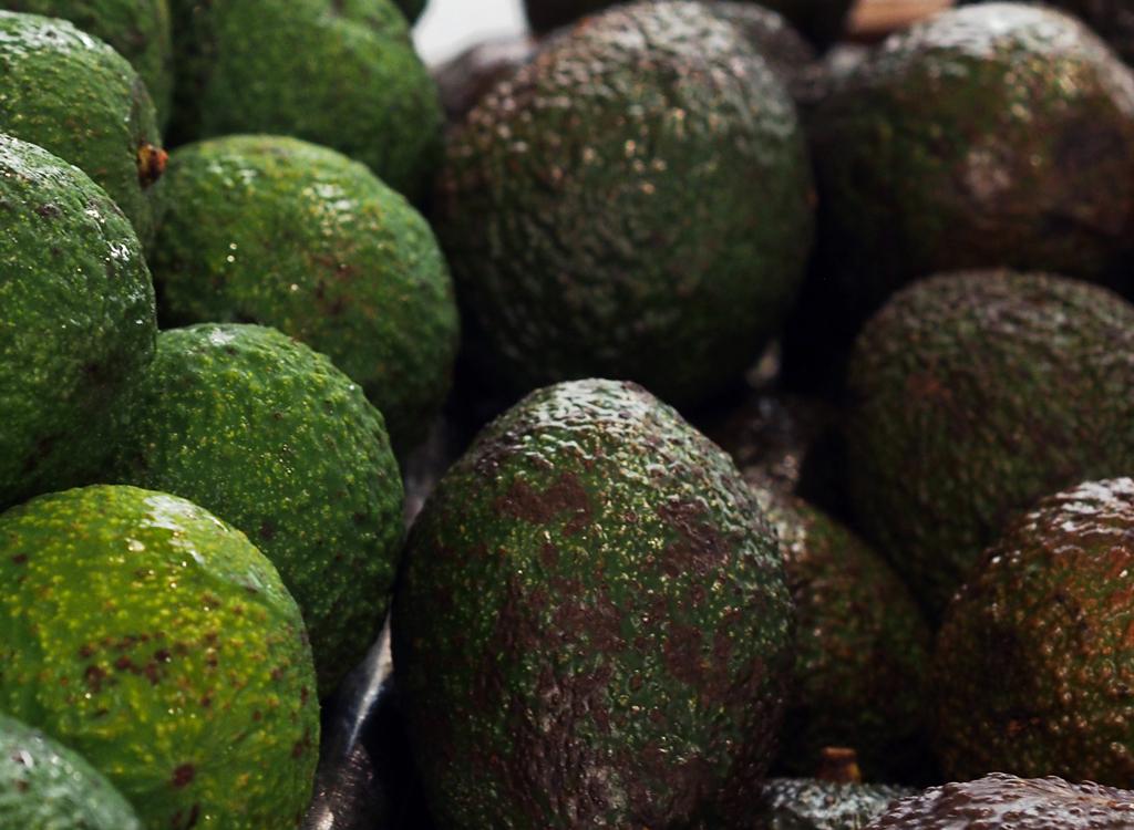 Avocado dark spot