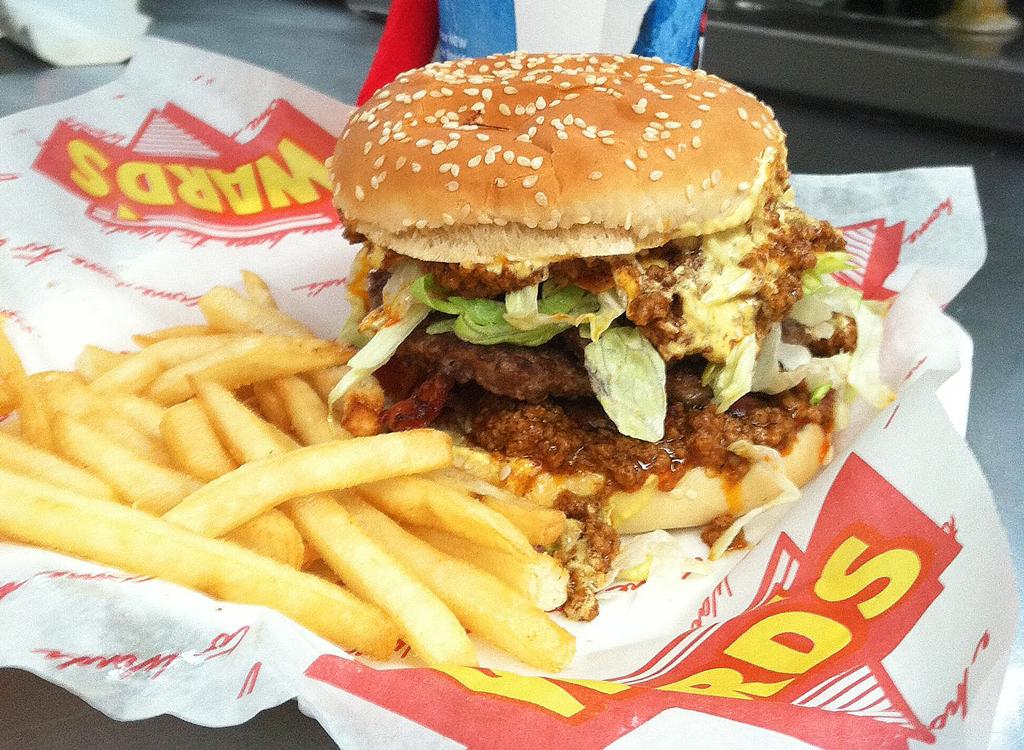 Burger mississippi