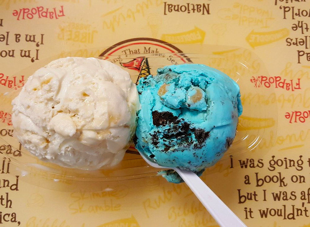 Flapdoodles homemade ice cream minnesota