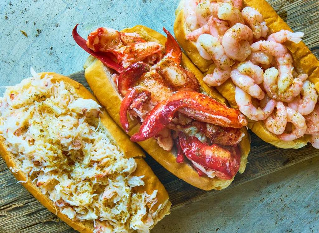 Lukes lobster maine