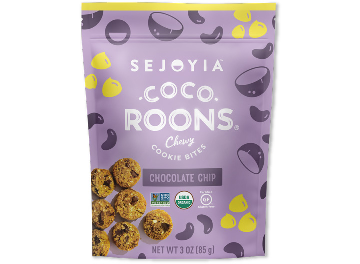 Sejoyia chocolate chip cocoroons
