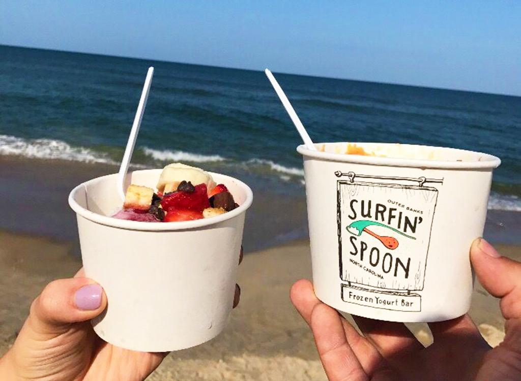 Surfin spoon north carolina