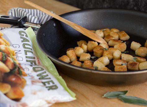 Trader joe's cauliflower gnocchi