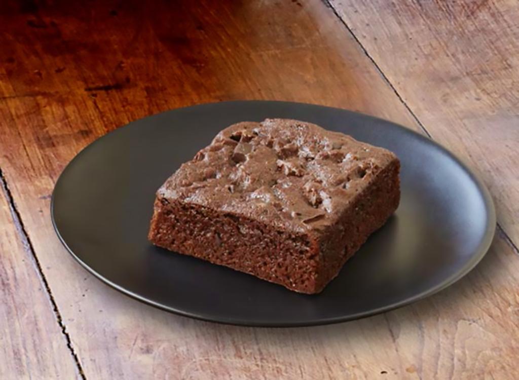 Zaxby's brownie