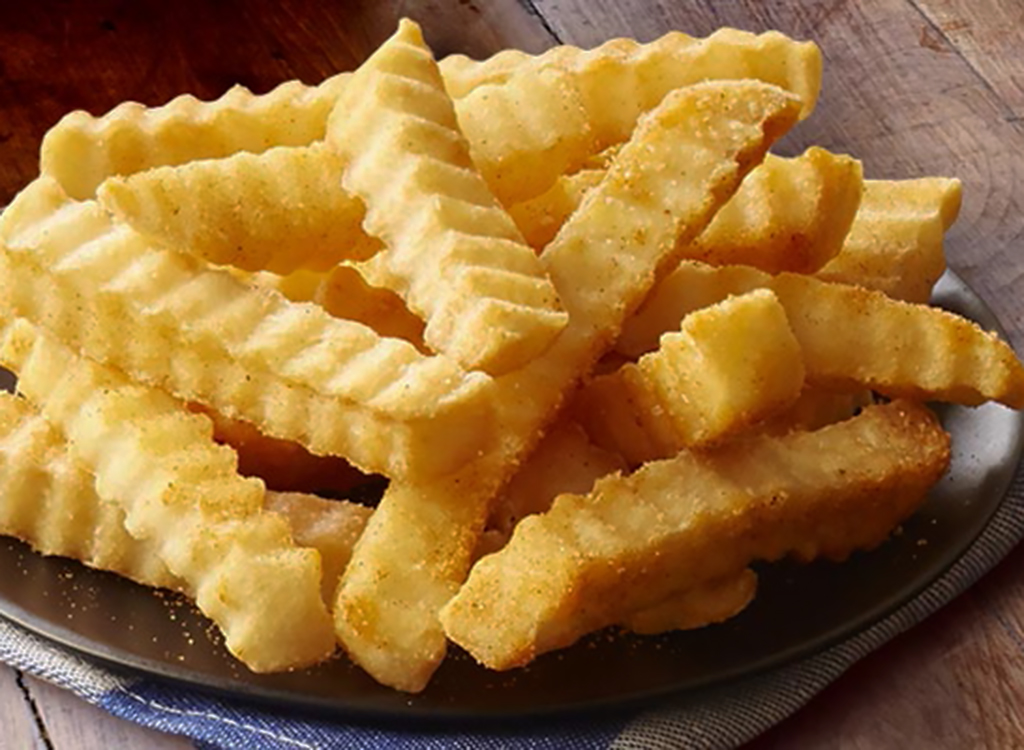 Zaxby's crinkle fries