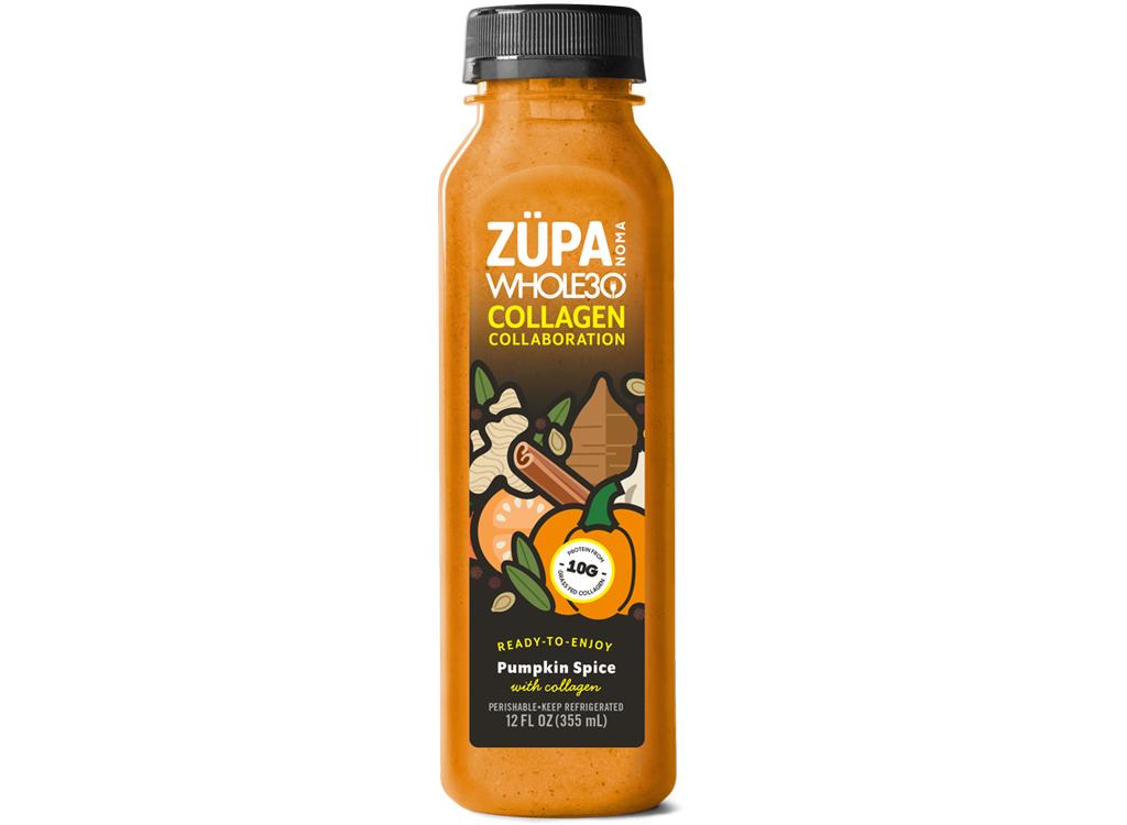 zupa noma whole30 pumpkin spice collagen