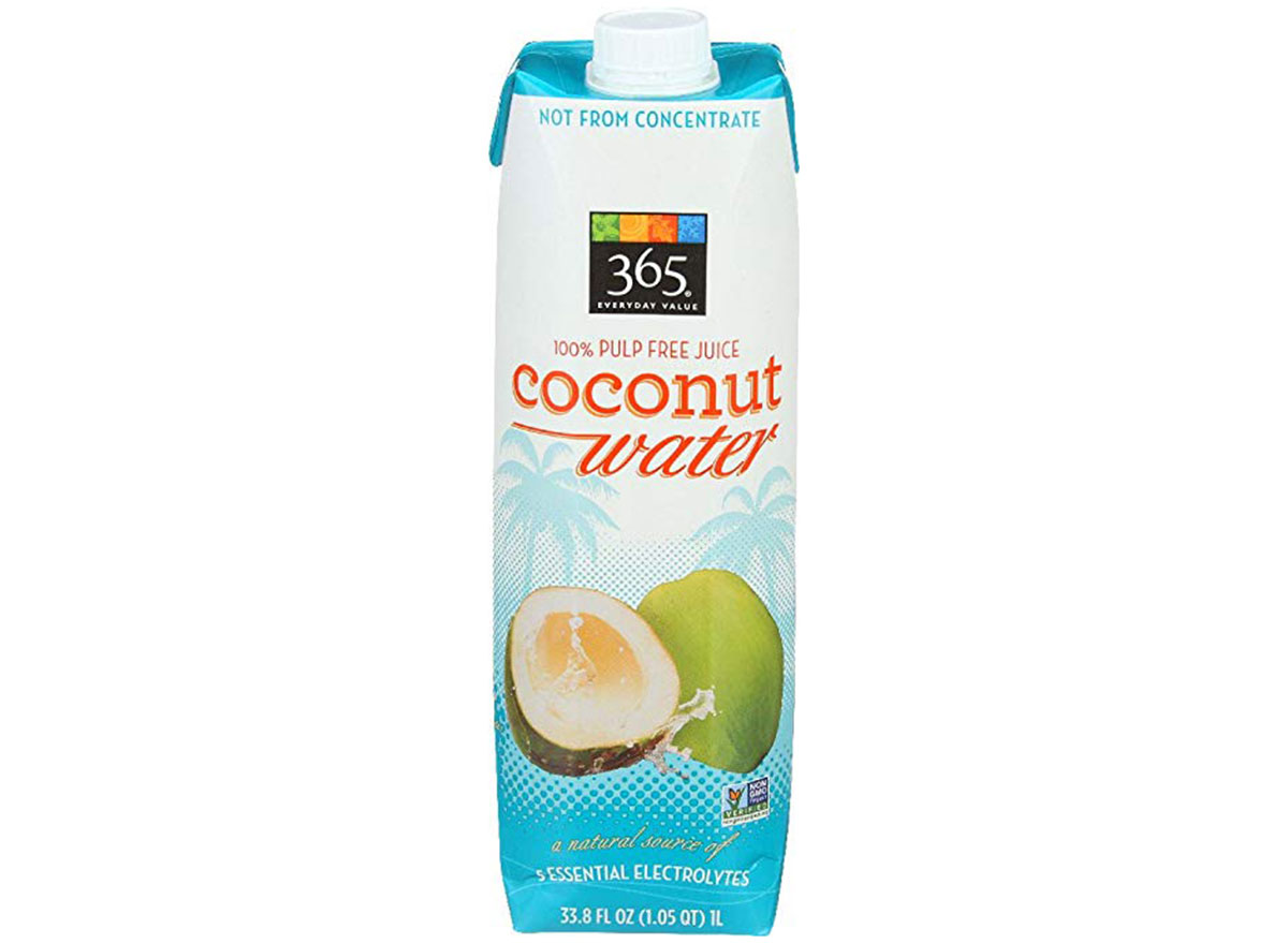 365 everyday value coconut water