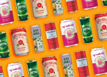 Best sparkling water brands