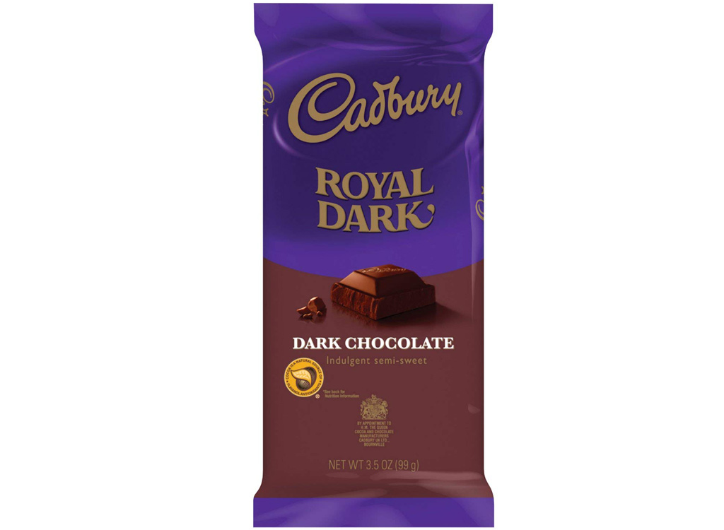 Cadbury dark chocolate