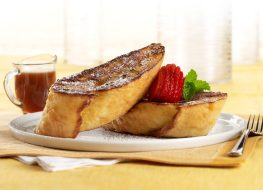 Cheesecake factory bruleed french toast