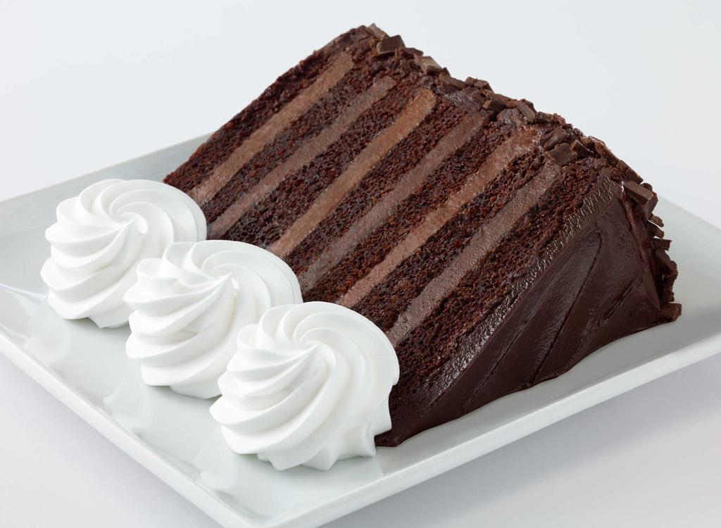 Cheesecake factory chocolate tower truffle cake
