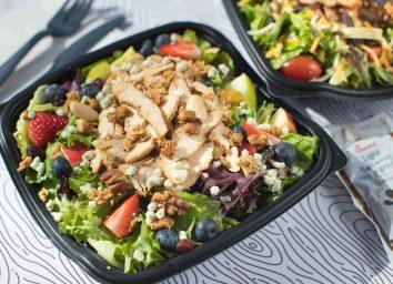 Chick fil a grilled market salad