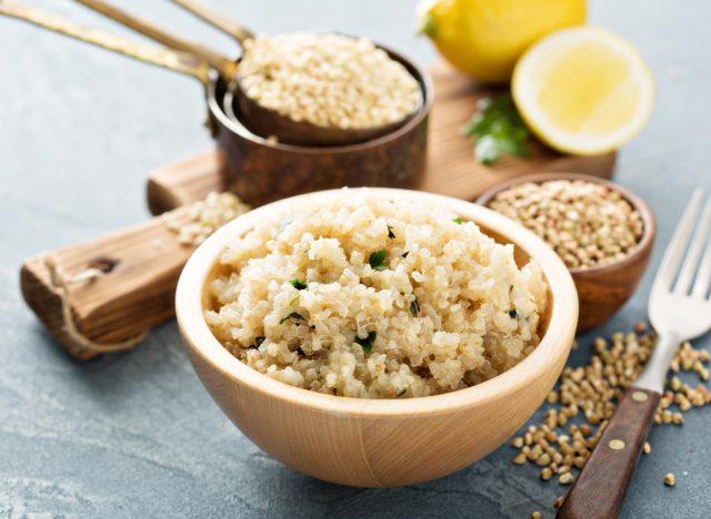 Cooked Quinoa