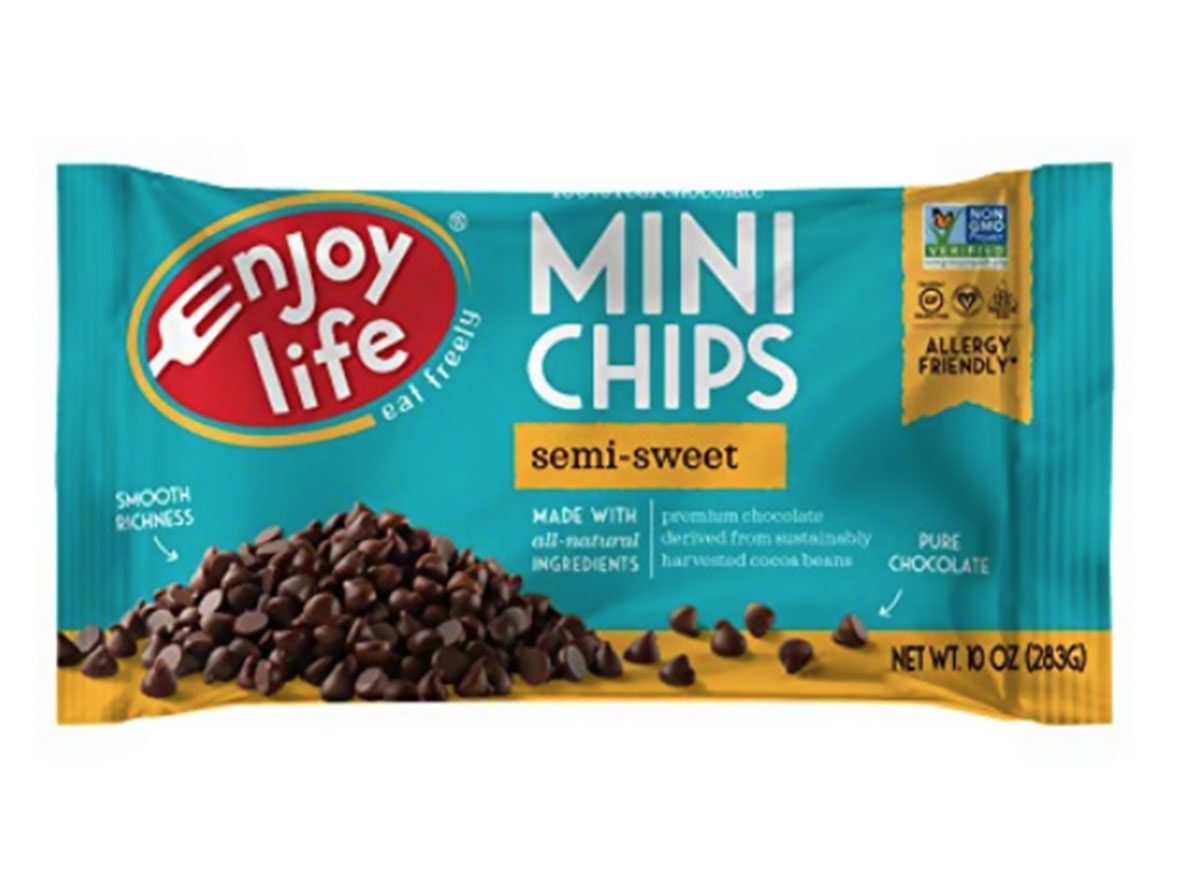 enjoy life baking chocolate