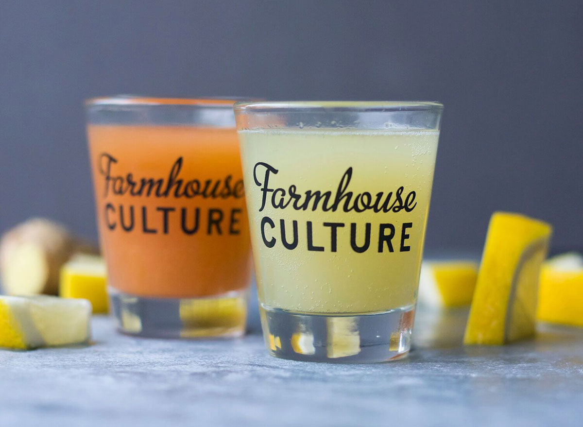 Farmhouse culture shots