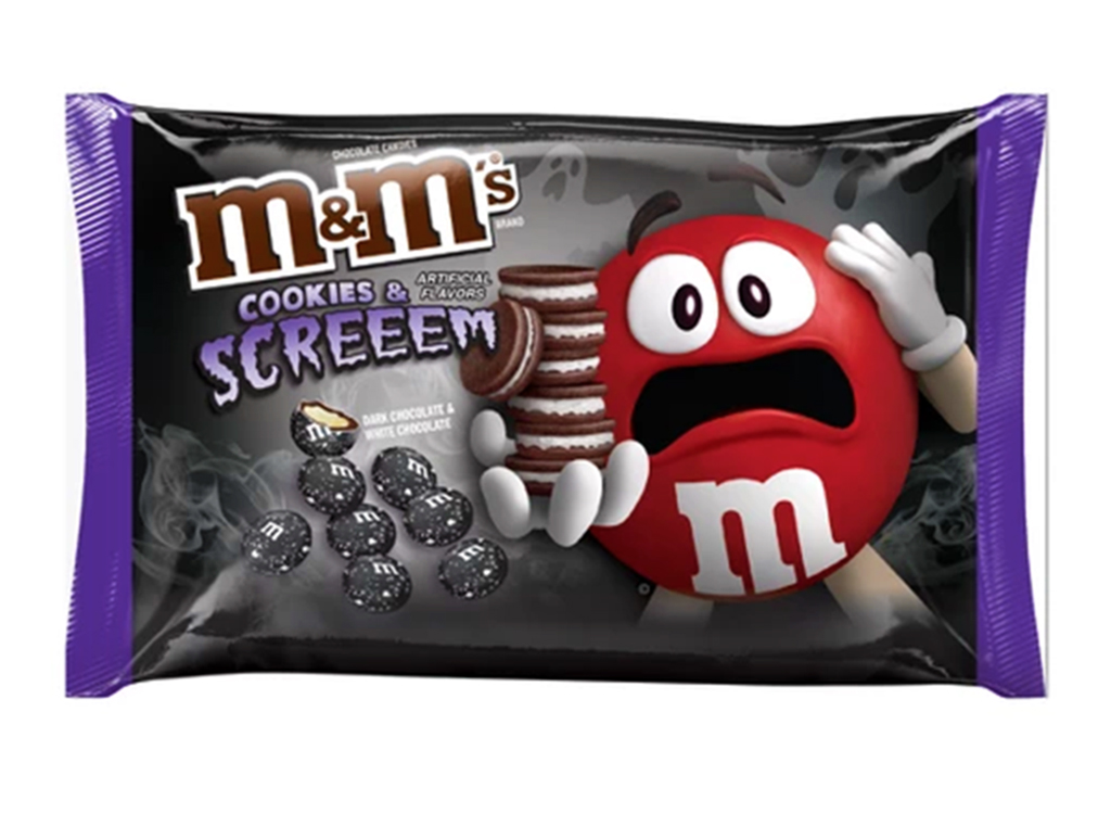 M&M halloween pack