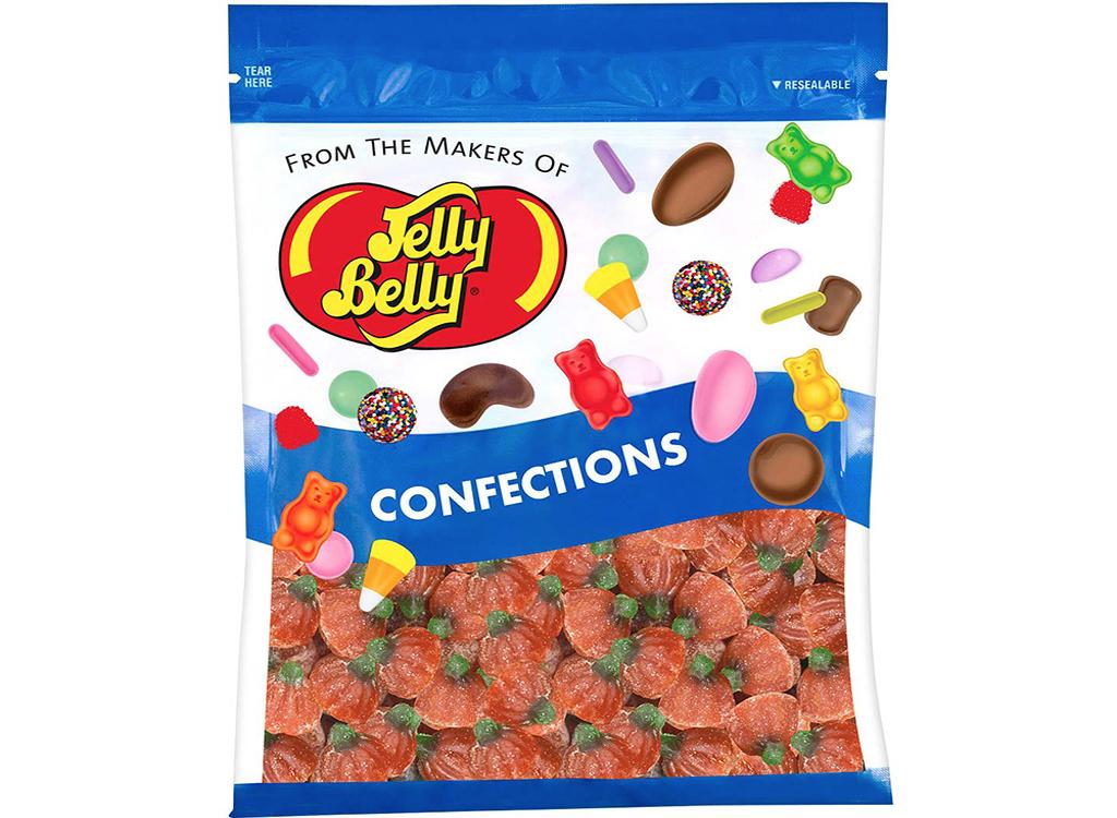 Jelly belly sour gummi pumpkins