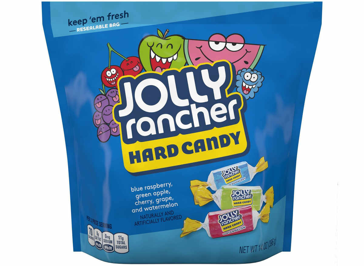 Jolly rancher hard candy pack