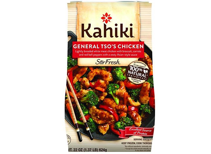 Kahiki general tso chicken
