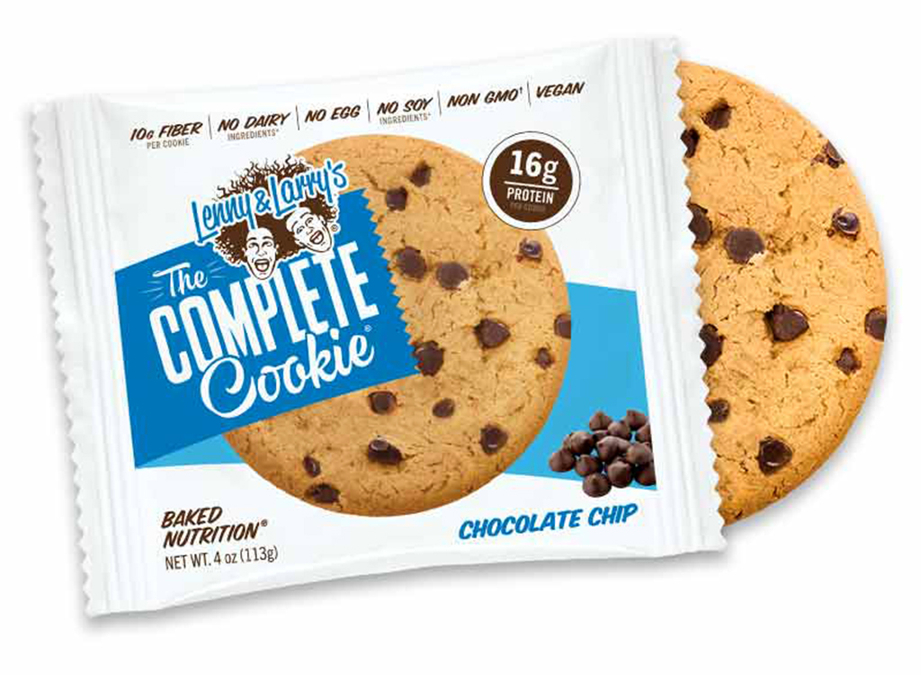 Lenny and larrys chocolate chip cookie