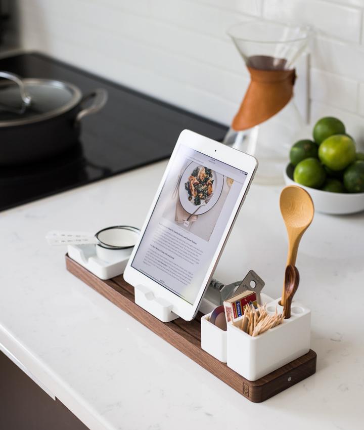 Makeshift cookbook
