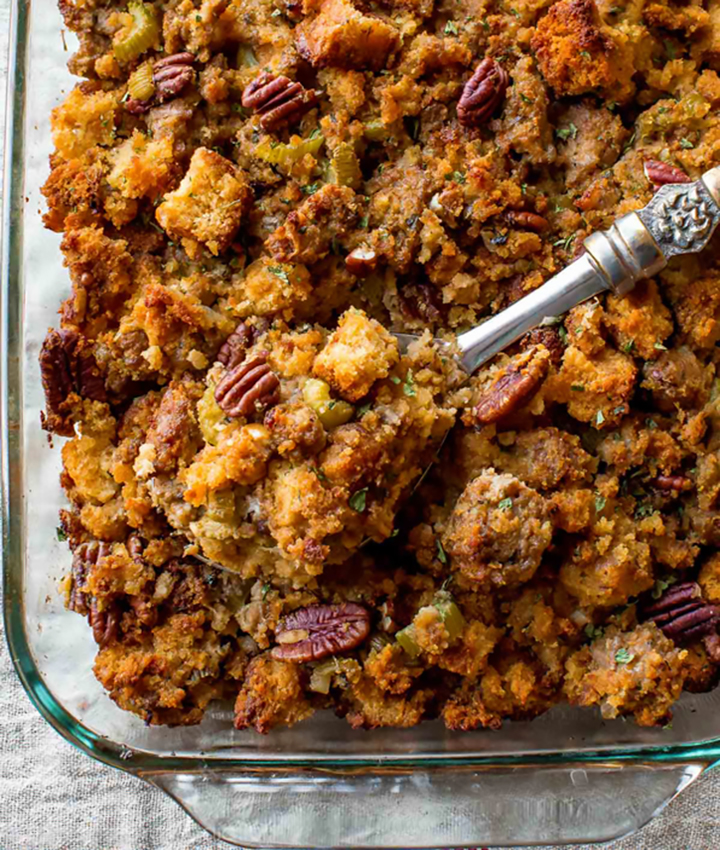 Make your side dishes early