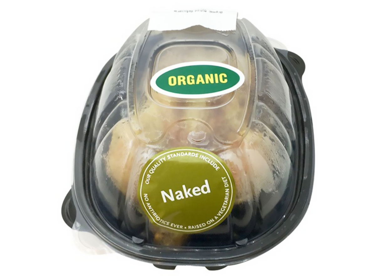 naked organic rotisserie chicken
