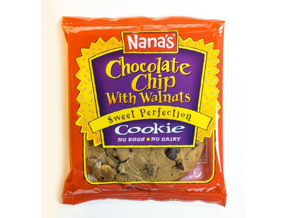 Nana's chocolate chip with walnuts cookie