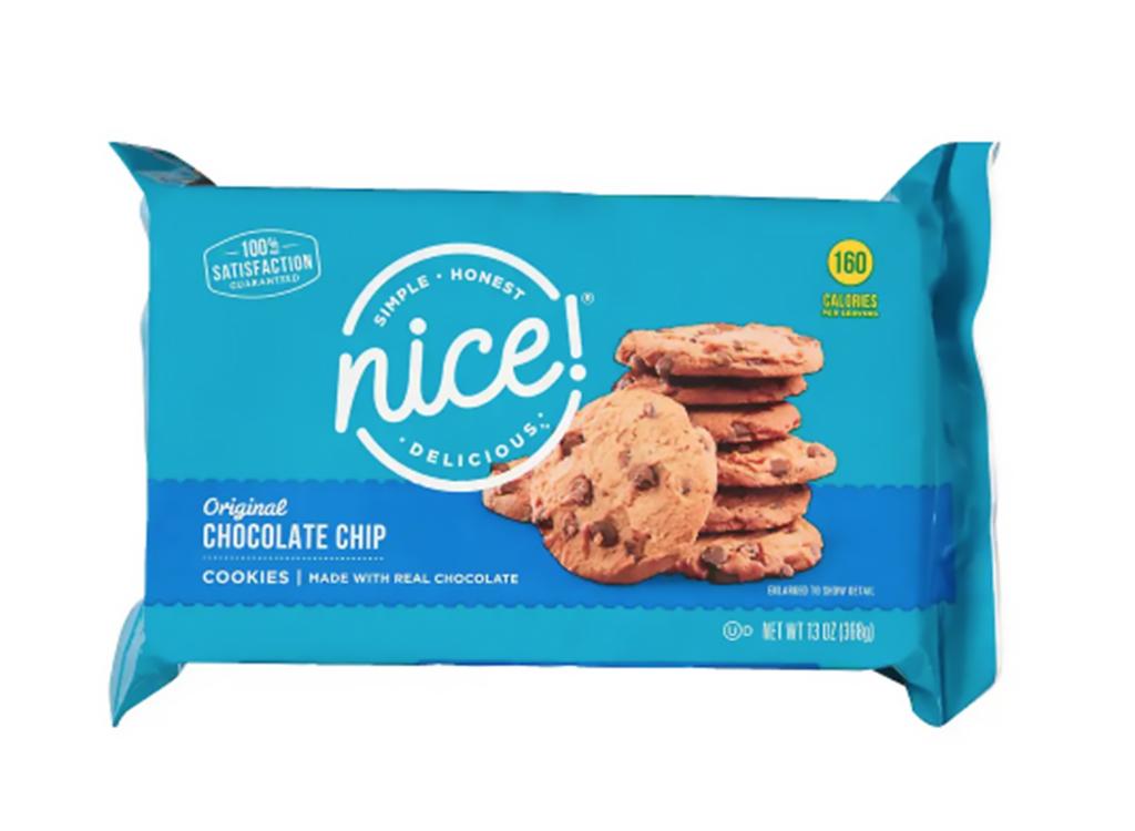 Nice! original chocolate chip cookies
