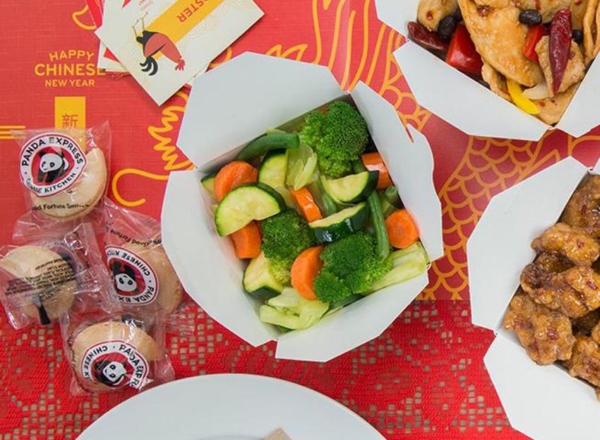 Panda express mixed vegetables
