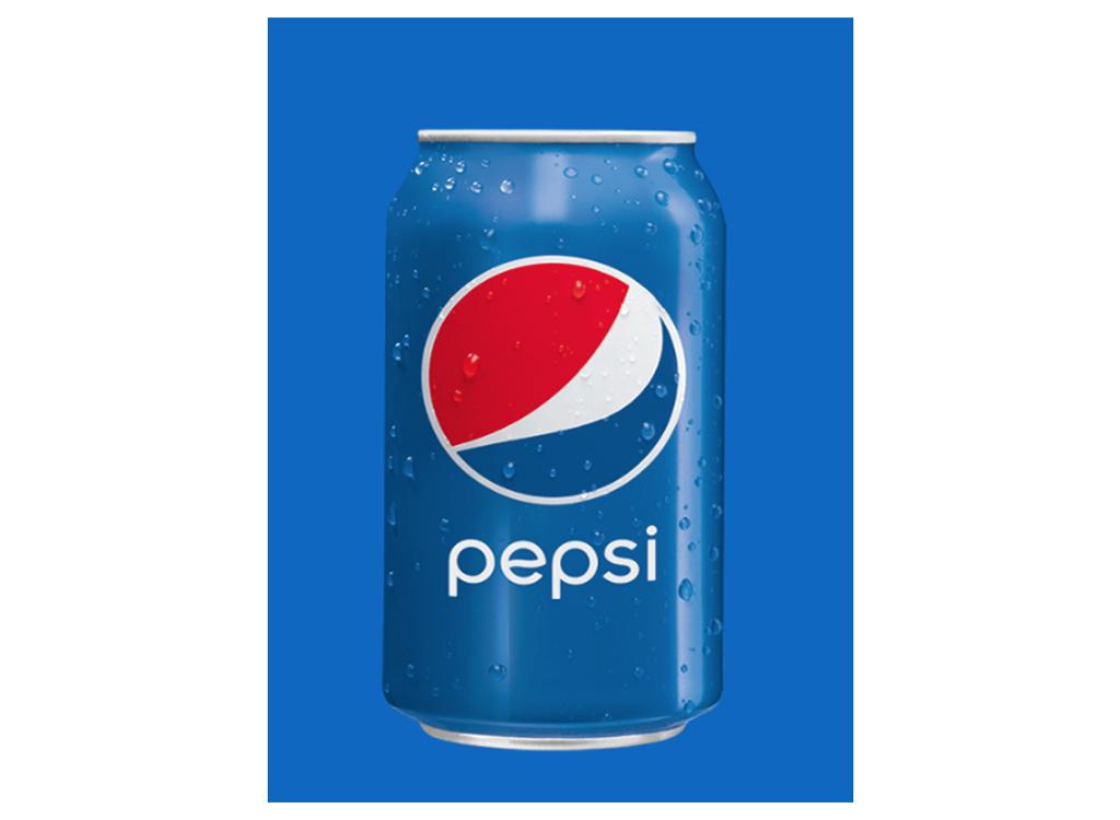 Pepsi soda