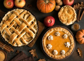 Pre made thanksgiving pies