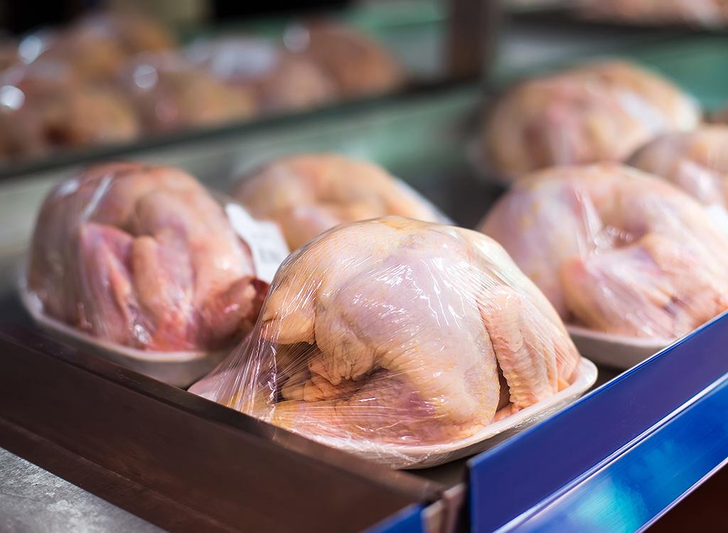 premade turkey