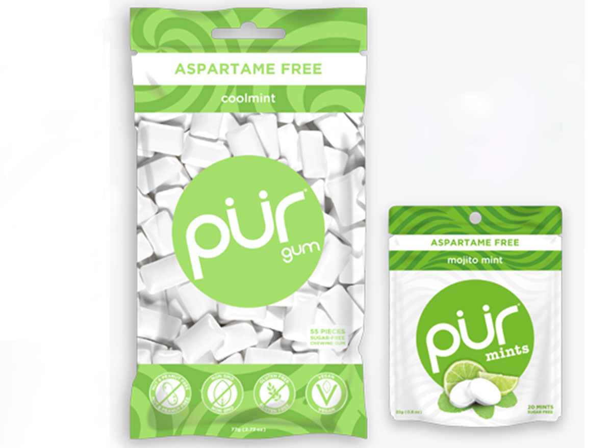 pur gum and mints