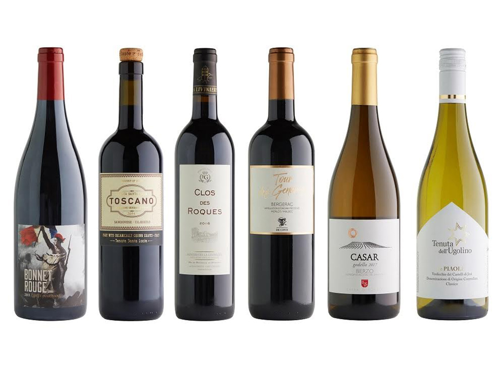 Thrive market wines