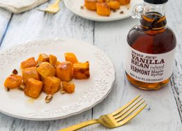 Trader joes vanilla bean maple syrup