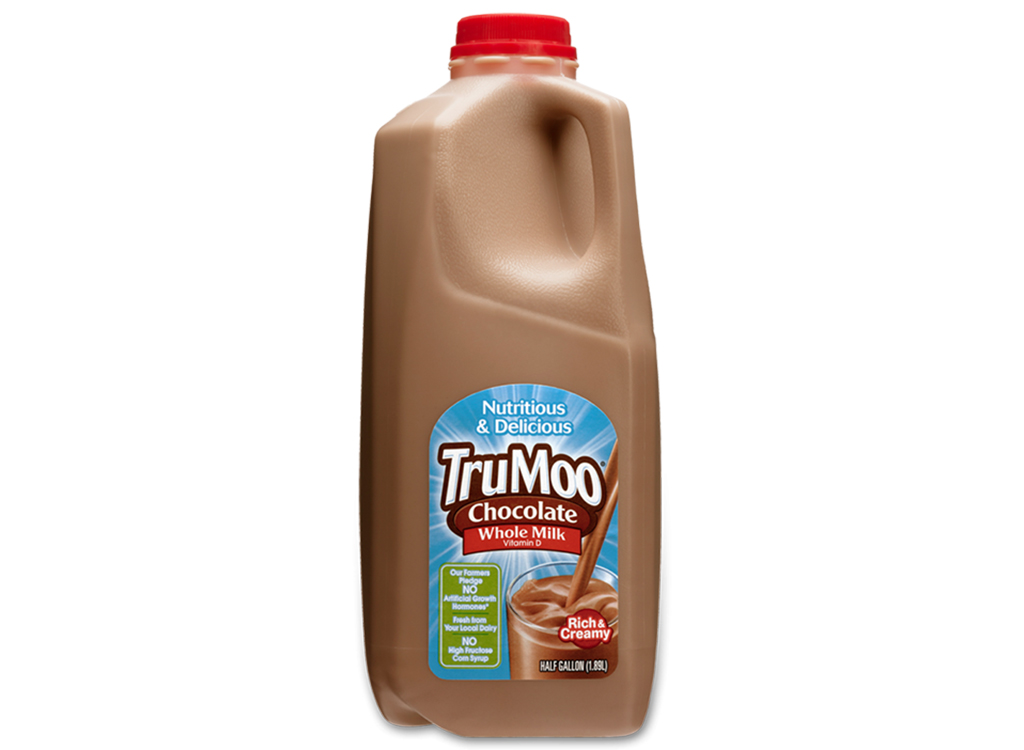TrooMoo chocolate milk
