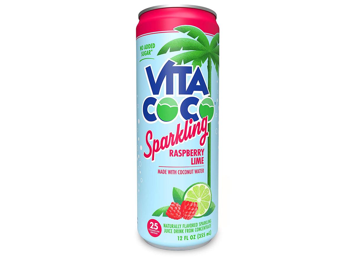 vita coco sparkling water raspberry lime