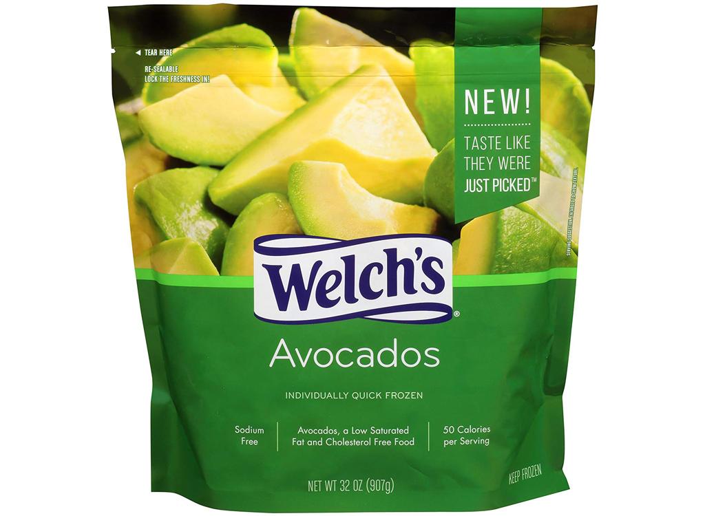 Welchs frozen avocado