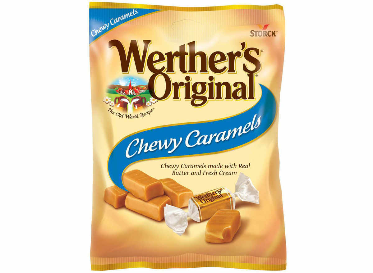 Werthers original chewy caramels