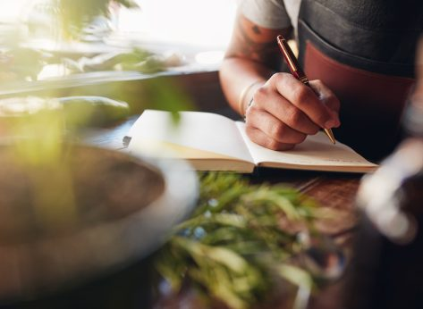 Write down recipe