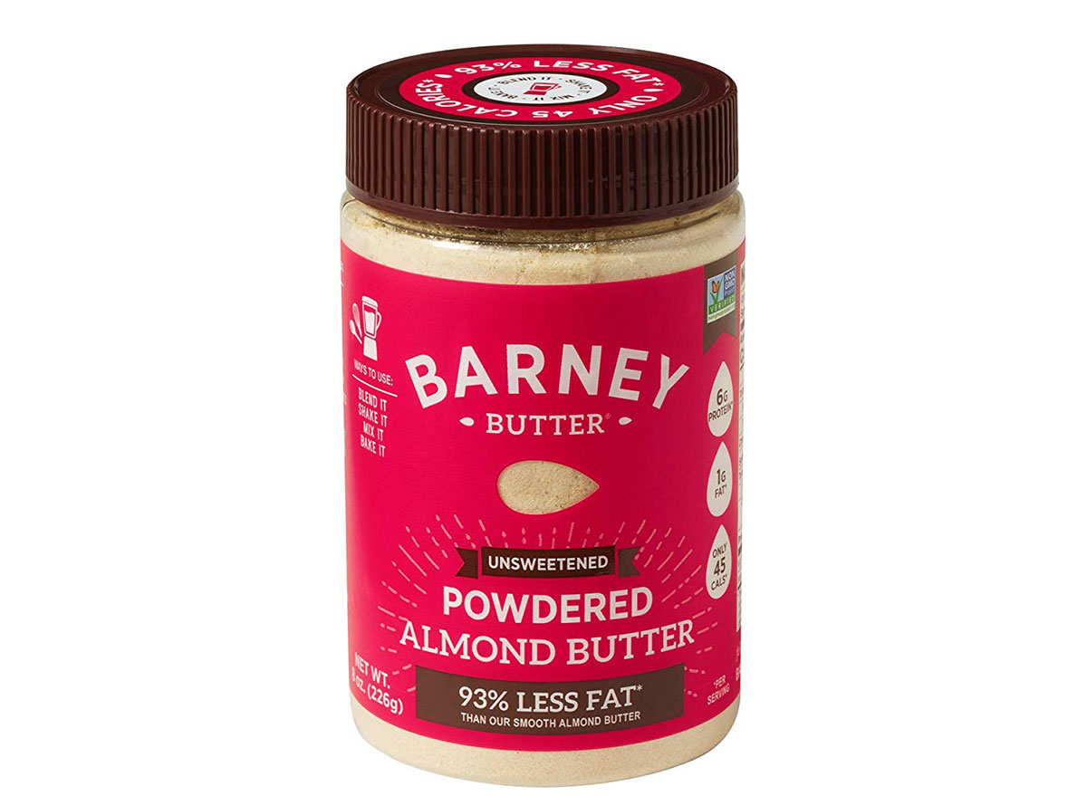 Barney powdered almond butter